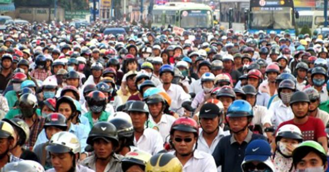 TP. HCM sẽ thu hơn 300 tỷ đồng phí đường bộ xe máy