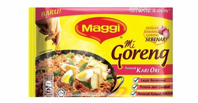 Nesle thu hồi toàn bộ mì ăn liền Maggi tại Ấn Độ