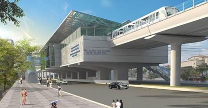 Đường sắt Cát Linh - Hà Đông: Vì sao dùng tàu Trung Quốc?