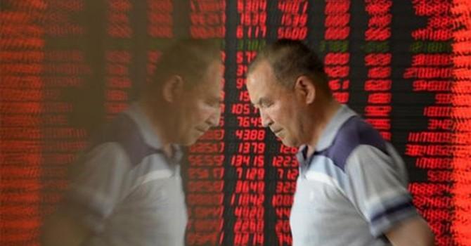 Chứng khoán Trung Quốc tăng 6,5 nghìn tỷ USD trong một năm