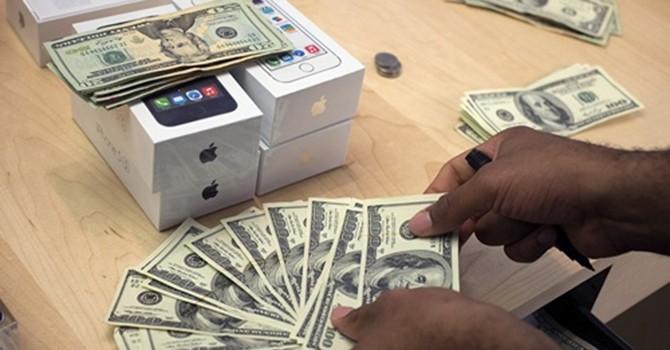 Apple soán ngôi vua trái phiếu