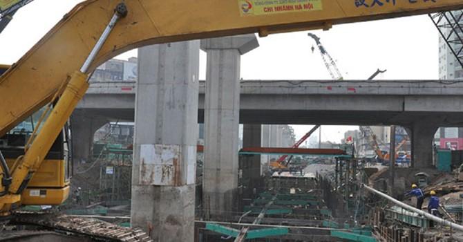 Dự án Hầm chui Thanh Xuân và Trung Hòa chậm tiến độ: Nguy cơ đội vốn ngân sách