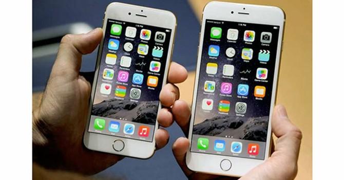 iPhone 6 chính hãng vẫn đắt khách