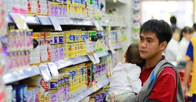 Áp trần giá sữa: Doanh nghiệp gặp khó
