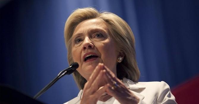 Khảo sát ở Mỹ: Bà Hillary Clinton sẽ trở thành Tổng thống?