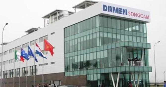 """Damen """"xin"""" đặc cách mua 70% vốn công ty con của SBIC"""