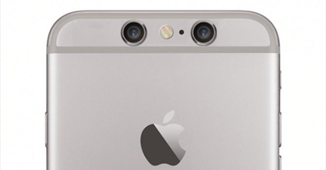 Apple cân nhắc mang camera kép lên iPhone 7