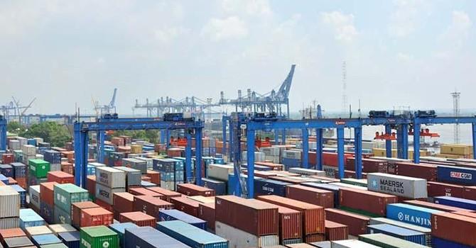 Gần 4.400 container hàng hóa còn tồn đọng ở cảng Hải Phòng