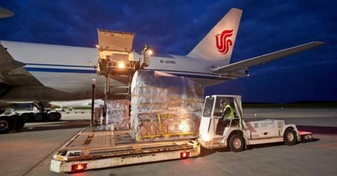 Trung Quốc lập hãng vận chuyển hàng hóa đường không hàng đầu châu Á
