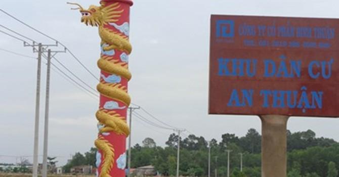 Đất ven sân bay Long Thành có bị thổi giá?
