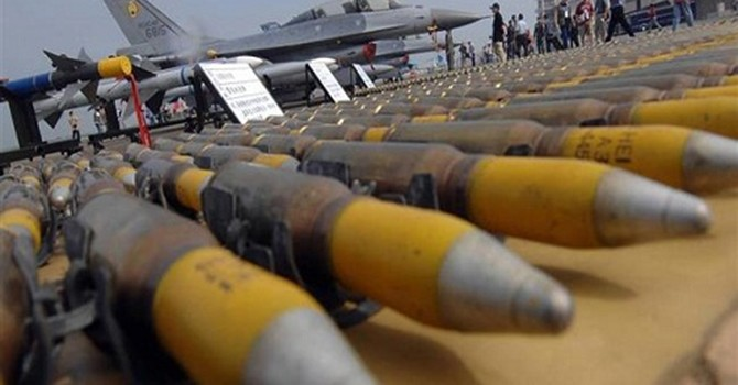 Trung Quốc bành trướng Biển Đông, các nước đổ xô đi mua vũ khí Mỹ