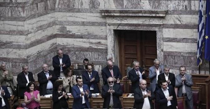 Áo: Hy Lạp rời Eurozone là điều không thể tránh khỏi