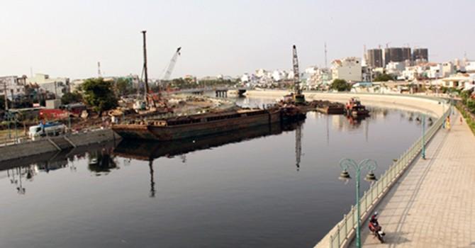 TP. HCM muốn vay 900 triệu USD xây nhà máy xử lý nước thải