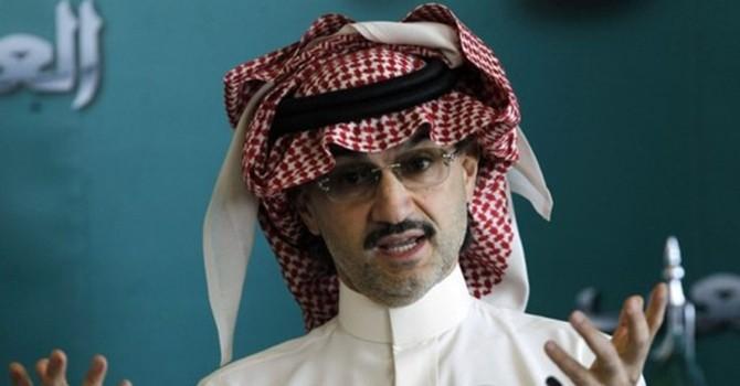 Hoàng tử Ả Rập Saudi hiến 32 tỷ USD làm từ thiện