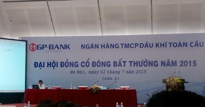 GPBank: Âm vốn hơn 9.000 tỷ, nợ xấu 45%, NHNN sẽ mua lại giá 0 đồng?