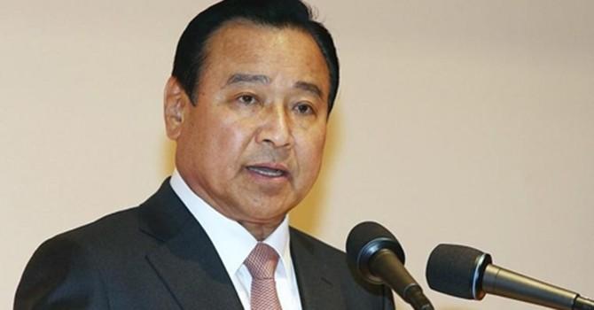 Cựu thủ tướng Hàn Quốc bị truy tố nhận hối lộ