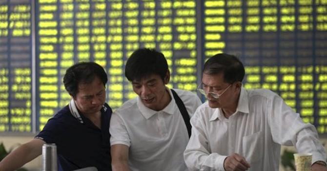 Tuần lễ sống còn của thị trường chứng khoán Trung Quốc