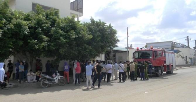 Bình Thuận: Bể đường ống dẫn khí, 300 công nhân tháo chạy