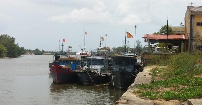 """Quảng Trị: Tuần tra biển khống, """"rút ruột"""" Nhà nước hàng tỷ đồng"""