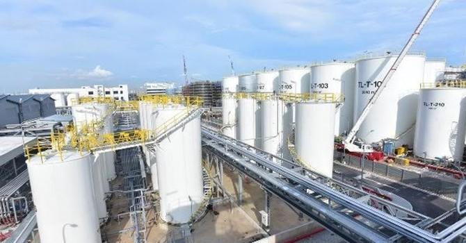 Total đưa vào hoạt động nhà máy dầu nhờn lớn nhất tại Singapore