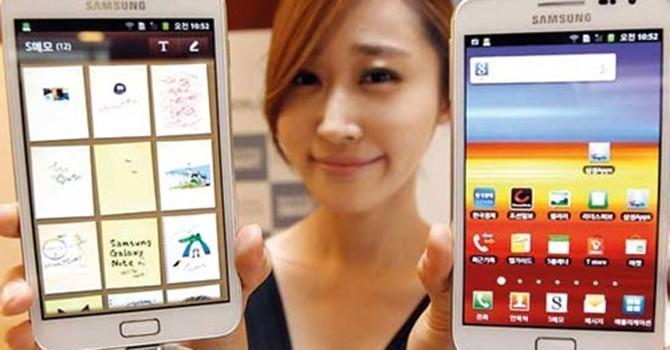 Lợi nhuận của Samsung giảm liên tục 7 quý