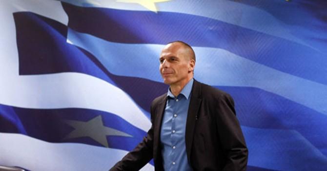 Chân dung cựu Bộ trưởng Tài chính Hy Lạp cá tính