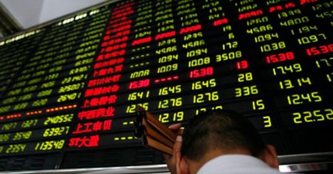 Giới siêu giàu Trung Quốc khốn đốn vì chứng khoán lao dốc