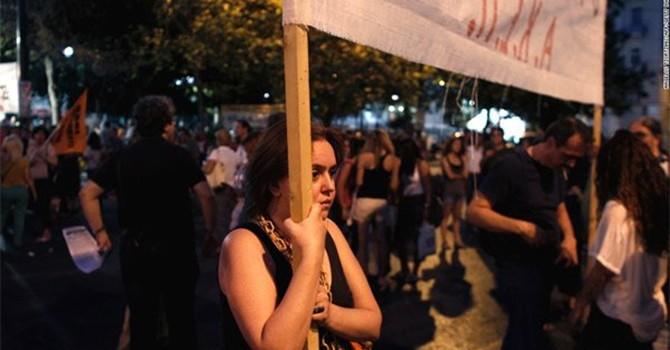 """""""Chuyện tình"""" Hy Lạp-Euro sứt mẻ vì đâu?"""