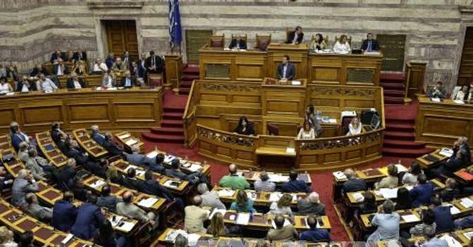 Quốc hội Hy Lạp thông qua gói cải cách đổi lấy cứu trợ