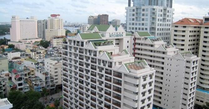 Thị trường căn hộ dịch vụ cạnh tranh gay gắt