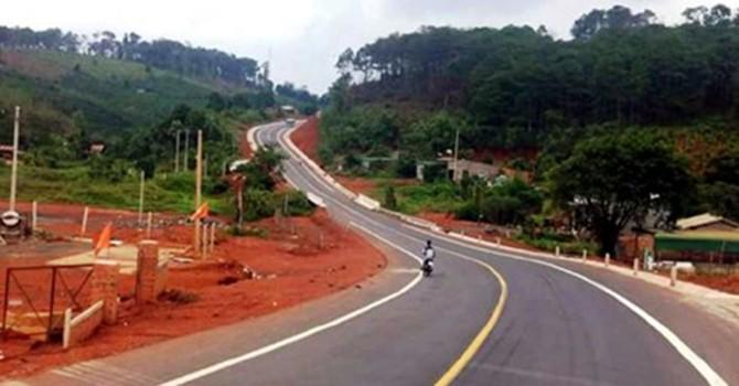 111.000 tỷ đồng phát triển giao thông Tây Nguyên