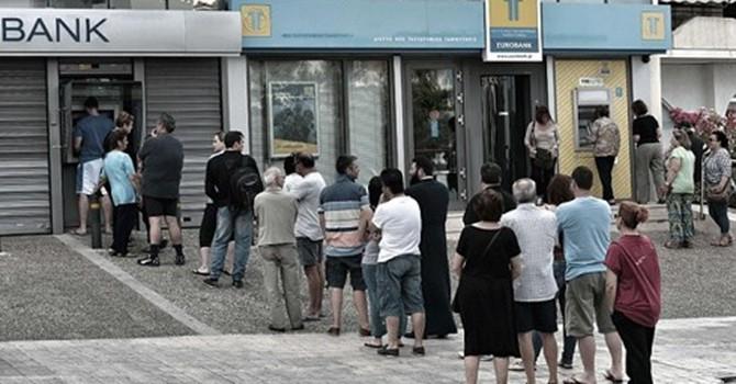 Ngân hàng Trung ương châu Âu giữ mức hỗ trợ tín dụng cho Hy Lạp