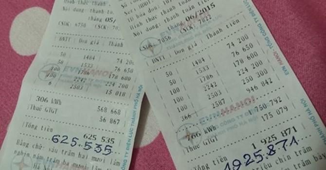 Tiền điện tăng vì ghi sai: Bộ Công thương luôn bênh EVN