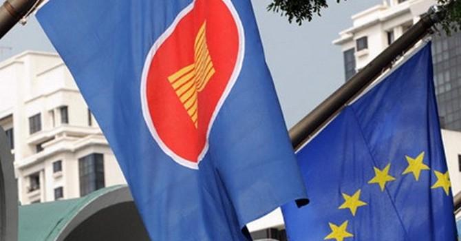 EU-ASEAN tăng cường tiếp cận thị trường đầu thương mại