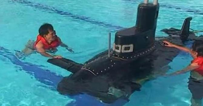 Ông Phan Bội Trân sẽ làm tàu ngầm mini Yết Kiêu 2
