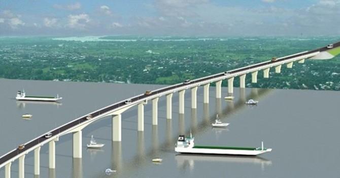 Bồi thường cho 39 nhà dân bị thiệt hại do làm cầu Mỹ Lợi