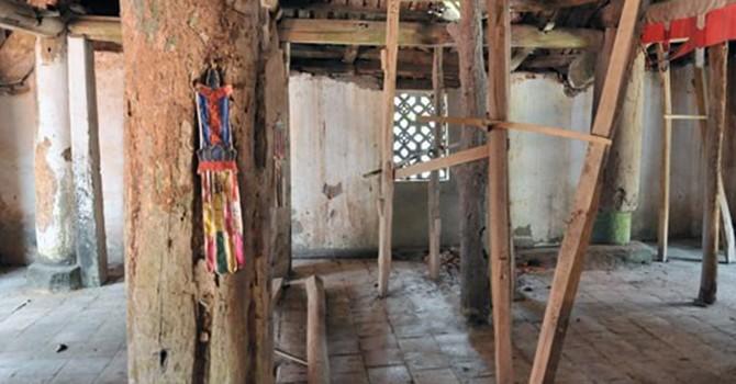 Ngôi chùa cổ 500 năm tuổi chờ... sập