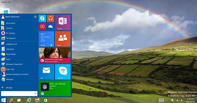 Windows 10 sẽ là phiên bản Windows bảo mật nhất