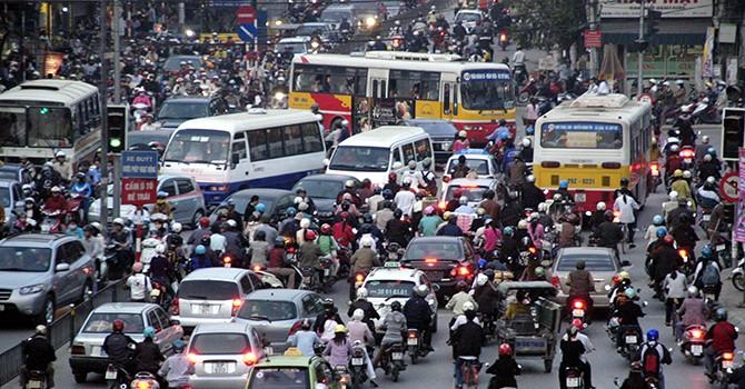 Hà Nội: Dân số mỗi năm tăng thêm... một huyện