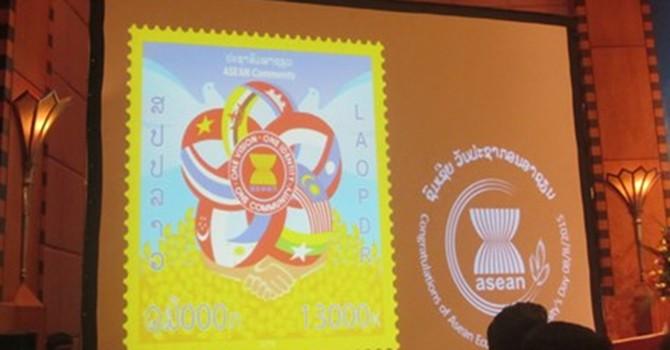 ASEAN sẽ phát hành bộ tem chung