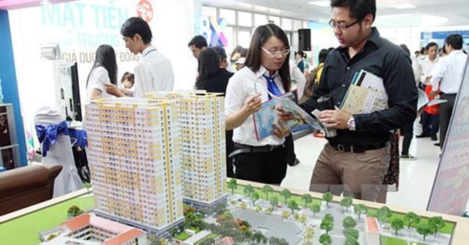 """Thị trường bất động sản: Hai lợi thế """"hút"""" vốn ngoại"""