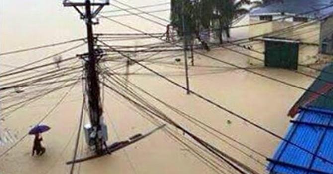 Gần 39.000 khách hàng ở Quảng Ninh đã được cấp điện lại