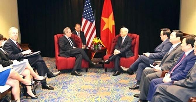 Việt Nam hoàn tất đàm phán TPP với Mỹ