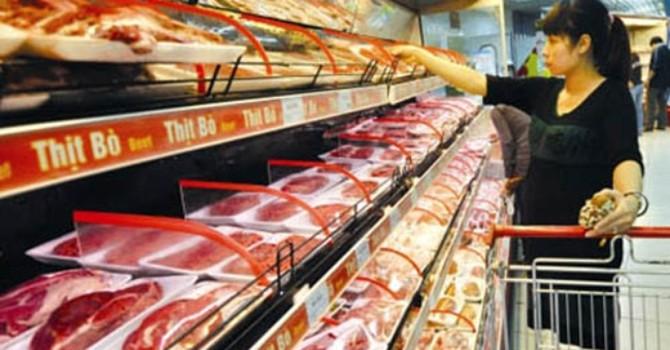 Việt Nam mở cửa trở lại cho thịt bò Pháp