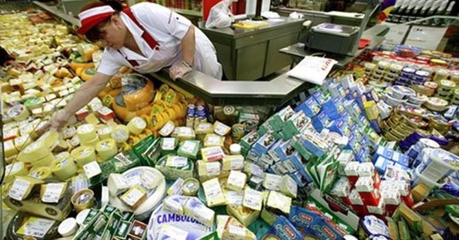 Kinh tế phương Tây tổn thất nặng nề vì lệnh trừng phạt của Nga