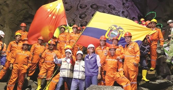 Người Hoa và cuộc chơi năng lượng thế giới