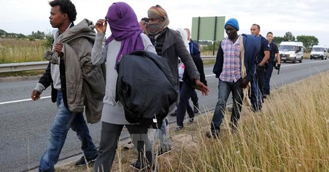 EU thông qua 2,4 tỷ euro đối phó với cuộc khủng hoảng di cư