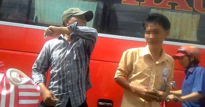 Làm tiền nhà xe ở cửa ngõ Sài Gòn