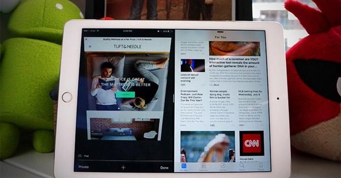 Apple làm cho iPad hấp dẫn hơn với khách hàng doanh nghiệp