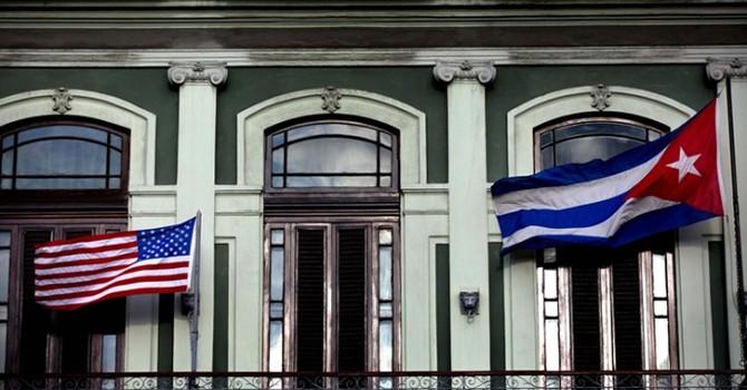 Mỹ khai trương Đại sứ quán tại Cuba